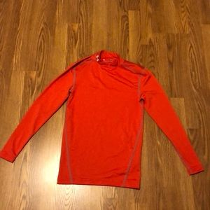 Under armour cold gear compression long sleeve